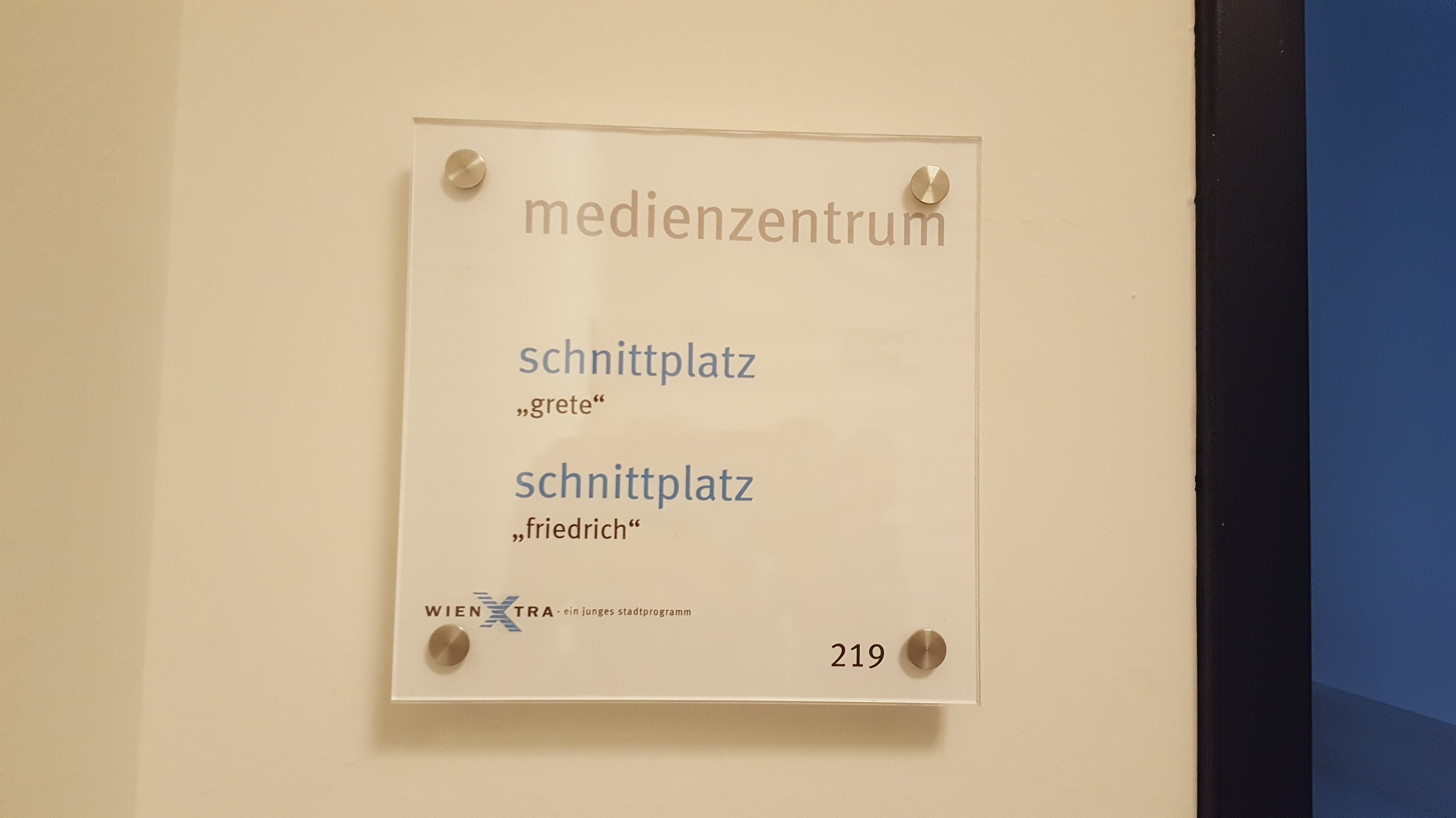 Schnittplatz