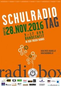 Plakat Schulradiotag 2017