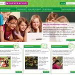 screenshot schule mehrsprachig